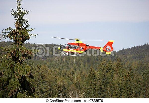 Norwegian Air Ambulance - csp0728576