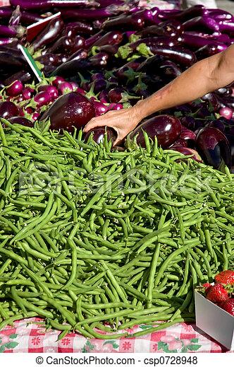 Buying Eggplant