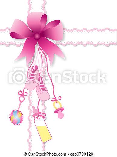 Baby girl - csp0730129
