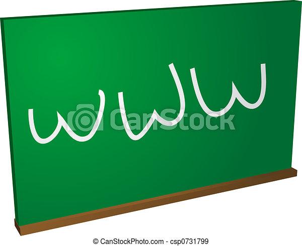 Internet education - csp0731799