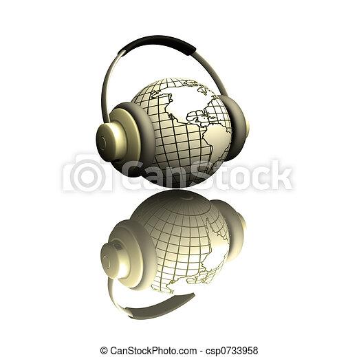 World music - csp0733958