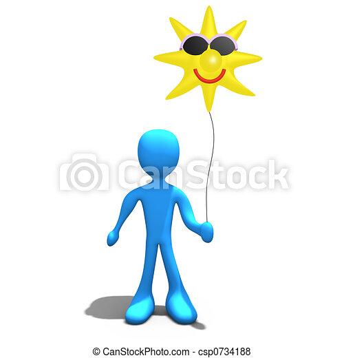 Sunshine - csp0734188