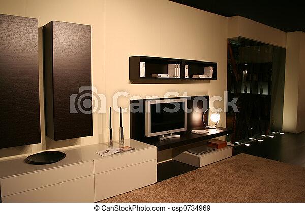 stock fotografien von lebensunterhalt dekorieren zimmer ideen 5 stern csp0734969. Black Bedroom Furniture Sets. Home Design Ideas