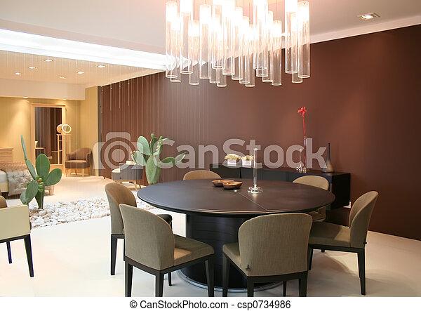 Stock bild von lebensunterhalt zimmer dekorieren ideen for Zimmer bilder dekorieren