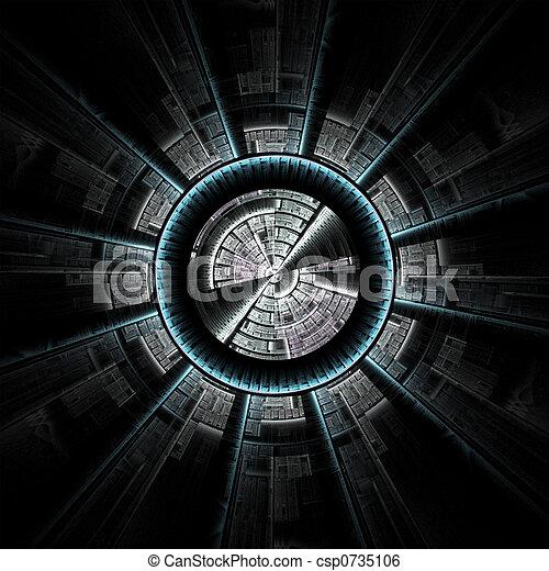 Image de vaisseau spatial r sum fond de espace for Interieur vaisseau spatial
