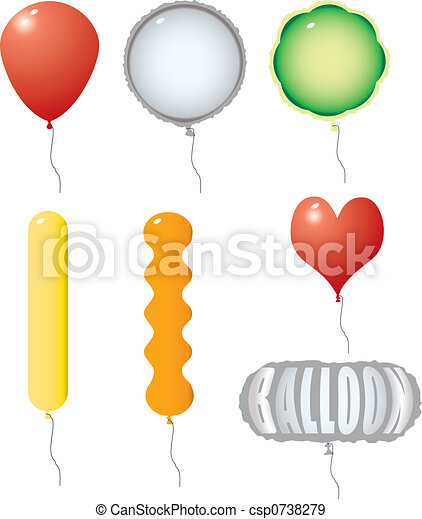 balloon variation - csp0738279