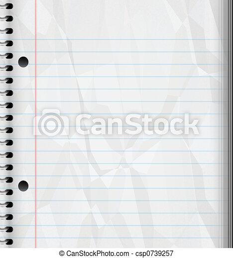 writing pad - csp0739257