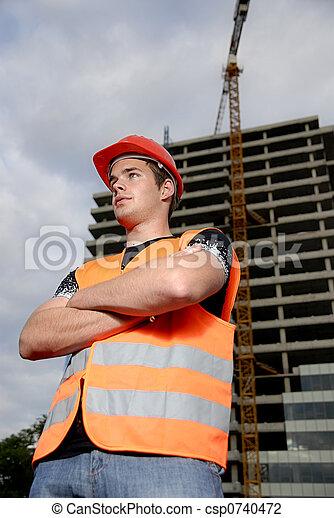 Construction supervisor - csp0740472