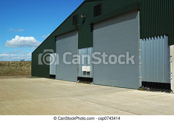 agricultural warehouse - csp0743414
