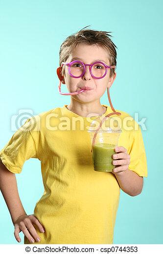 Health drink - csp0744353