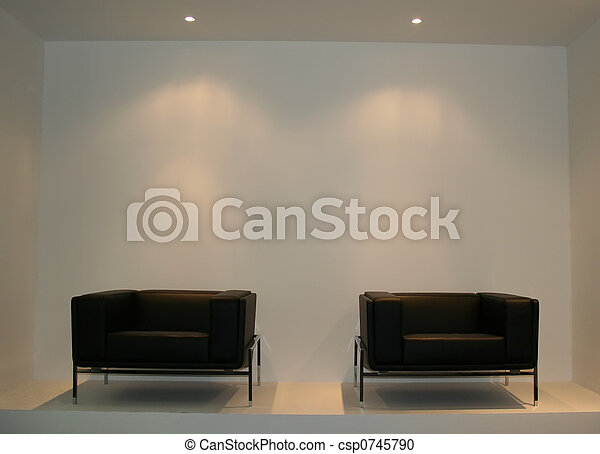 chair amchair decorating ideas - csp0745790