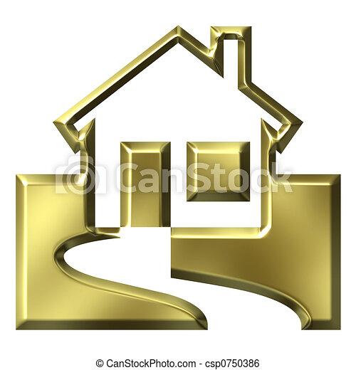 House value concept - csp0750386