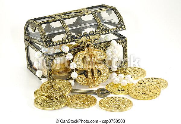 Treasure Chest - csp0750503