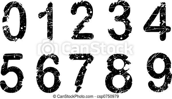 Acid Numbers - csp0750979