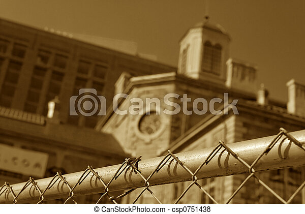 sepia jail - csp0751438