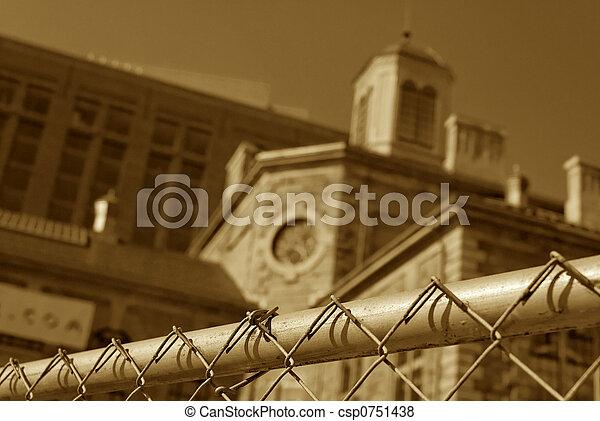 sepia jail - csp0751438
