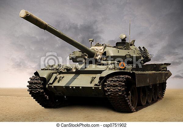 russian tank - csp0751902