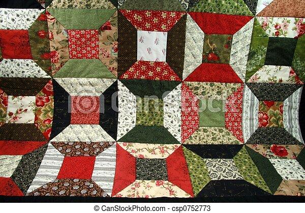 Spool Quilt Pattern - csp0752773