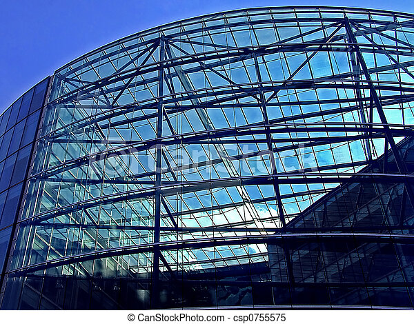 Glass facade - csp0755575