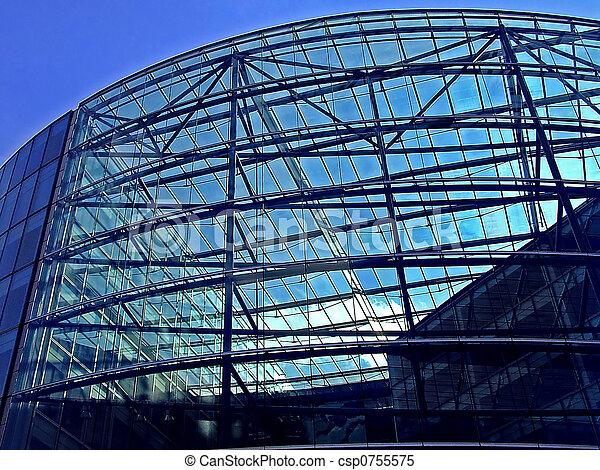 Glass facade - csp0755575