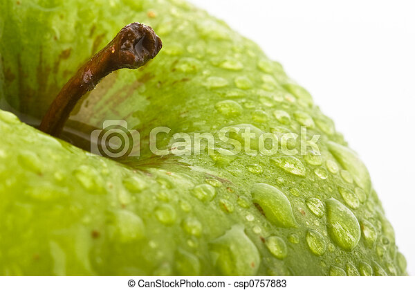 Green Apple - csp0757883