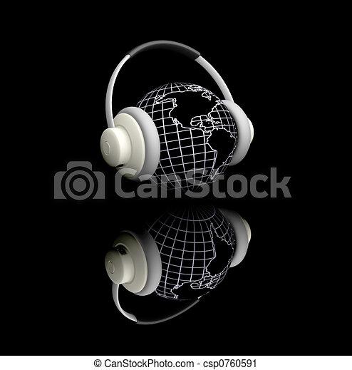 World music - csp0760591
