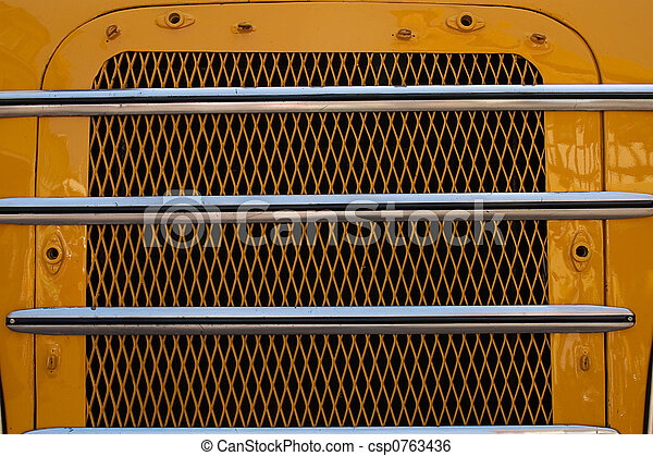 stock bild von heizk rper gelber gitter front teil von der altes csp0763436 suchen. Black Bedroom Furniture Sets. Home Design Ideas