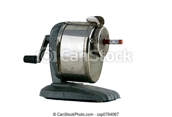Old School House Pencil Sharpener - csp0764067
