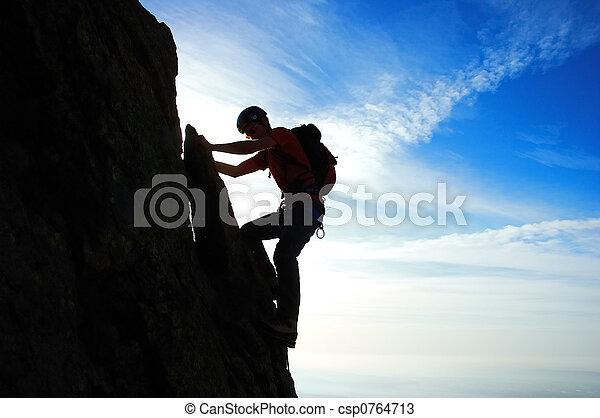 ROCK-CLIMBING - csp0764713