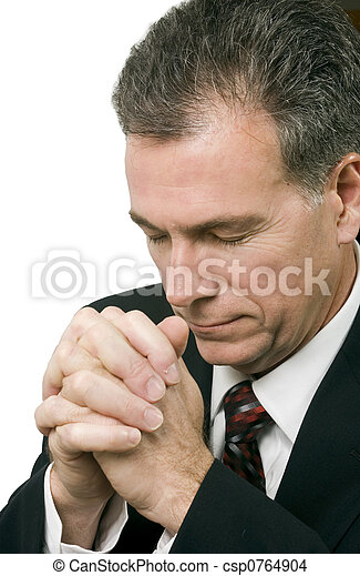Hope in Prayer - csp0764904