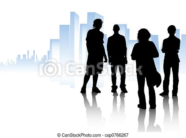 teens - csp0766267