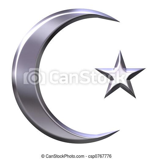Islamic Symbol - csp0767776