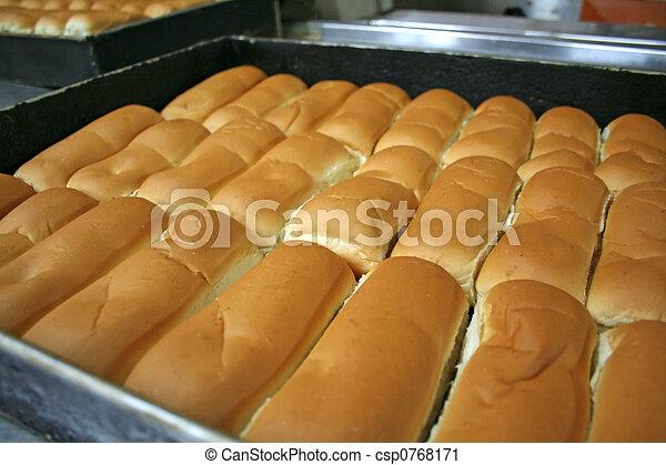 Bakery bread - csp0768171