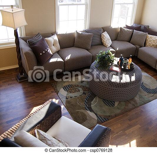Home interior Design - csp0769128