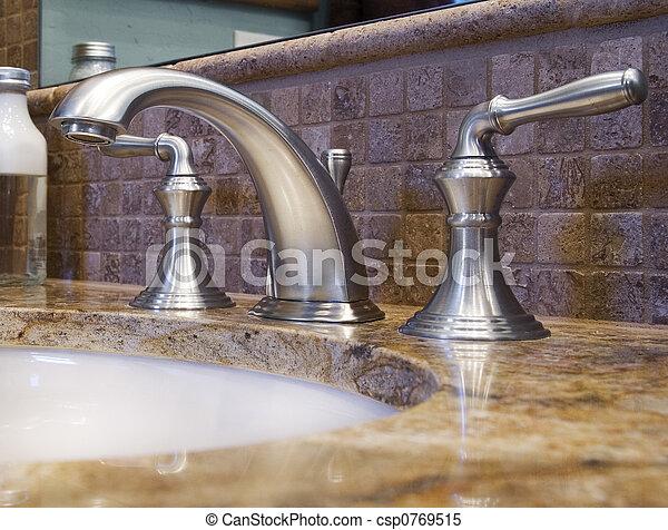 Bathroom Faucet - csp0769515