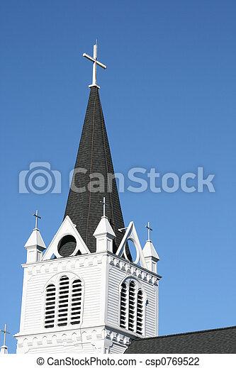 Church Steeple - csp0769522