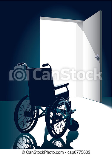 Wheelchair - csp0775603