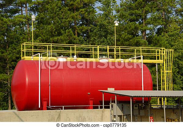 Industrial Storage Tank - csp0779135