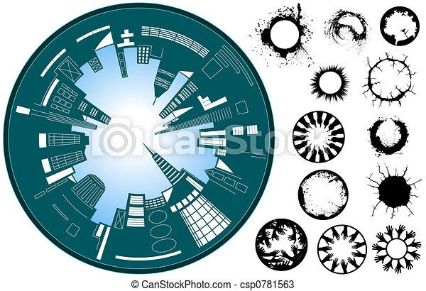 City circle - csp0781563