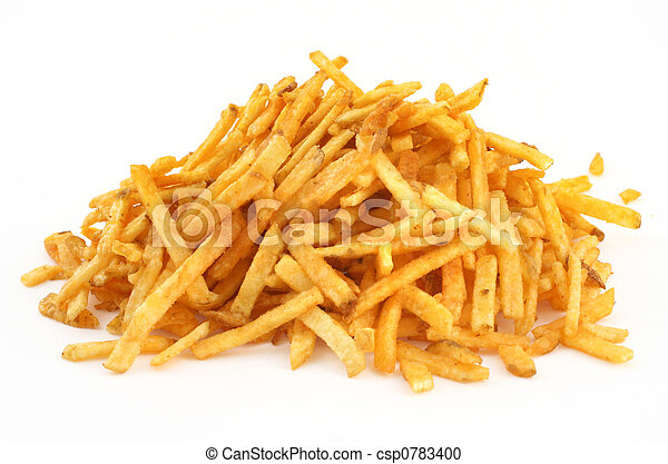 heap of French fries - csp0783400