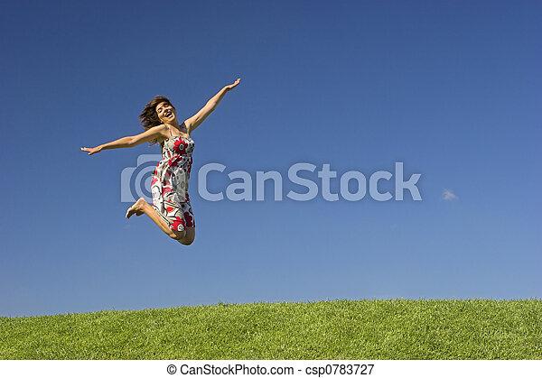 Carefree Lifestyle - csp0783727