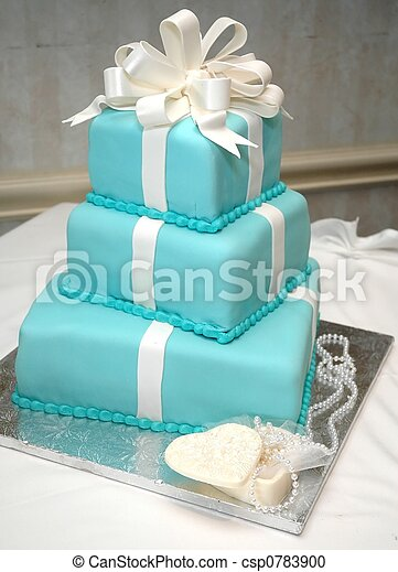 Formal Birthday Cake - csp0783900
