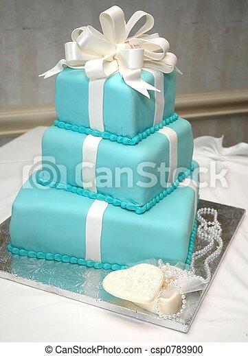 Formal Birthday Cake - csp0783900