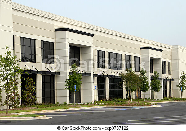 Commercial Office Buiding - csp0787122