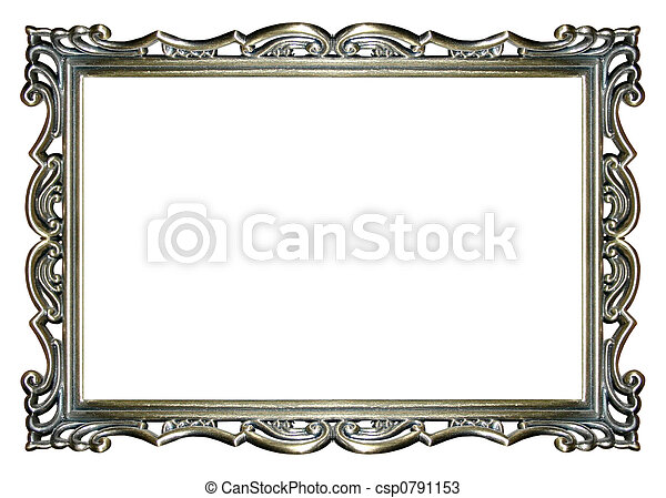 Silver Picture Frame - csp0791153