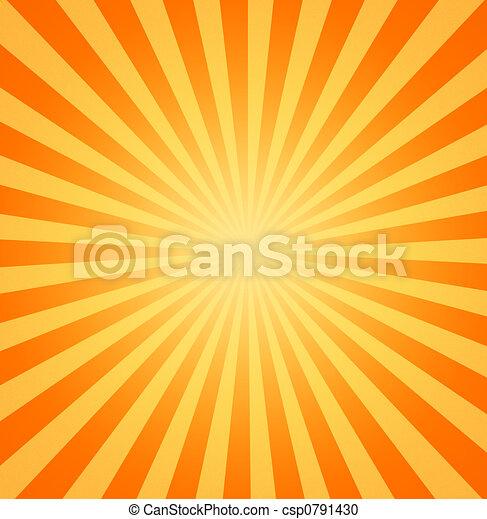 hot sun - csp0791430