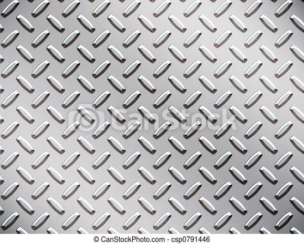 alloy diamond plate metal - csp0791446