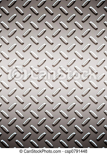 alloy diamond plate metal - csp0791448