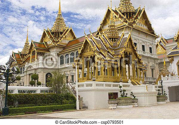 Thailand\\\'s temple - csp0793501