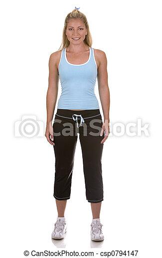 fitness model - csp0794147